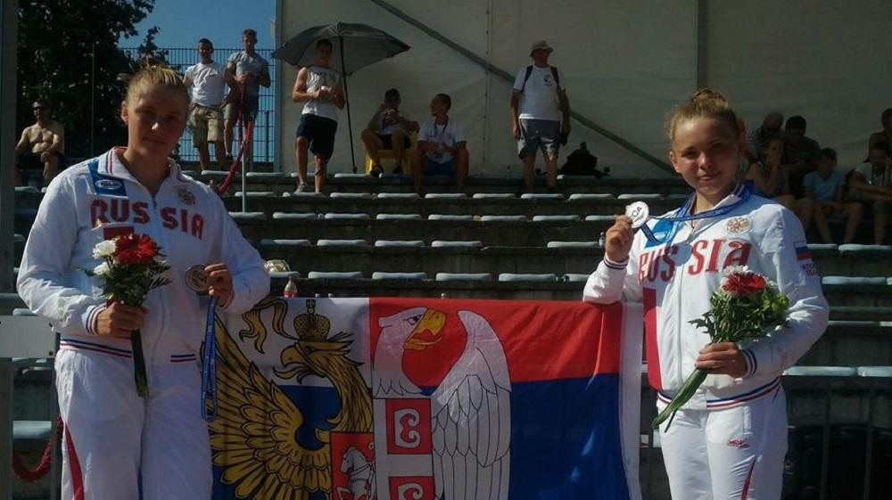 Белорусские гребцы завоевали три золотых медали юниорского чемпионата Европы