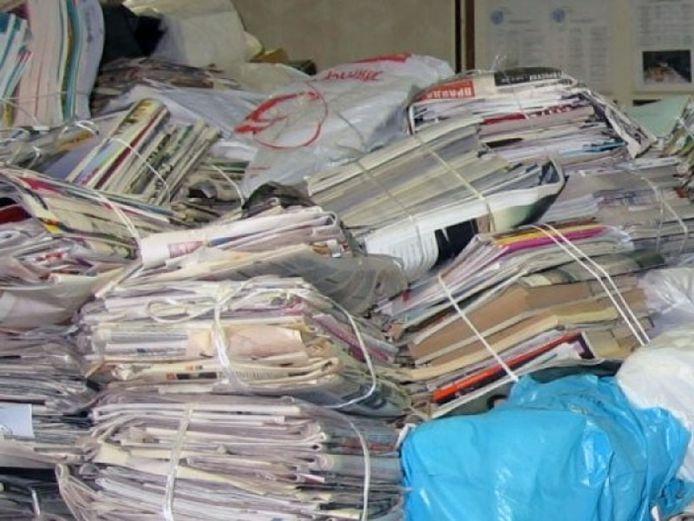 Сбор макулатуры и пластика продаю макулатуру в московской области