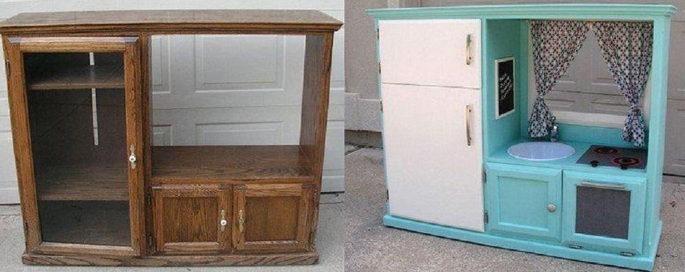 Старая мебель вторая жизнь своими руками 1