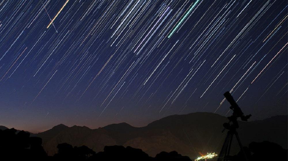 Искры изпасти небесного дракона. Где можно увидеть звездопад Персеиды