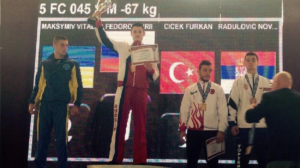 Спортсменка изКрасноярска стала чемпионкой Европы покикбоксингу