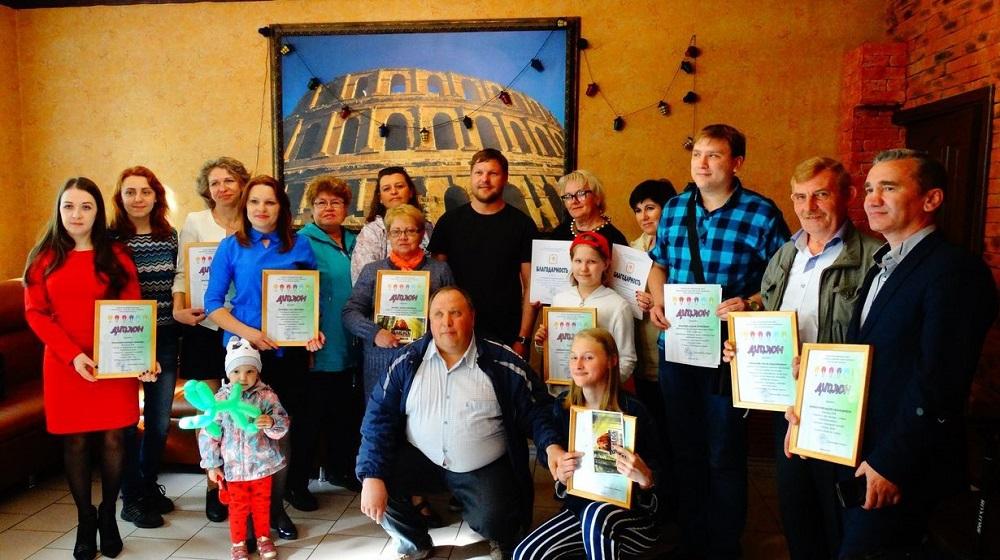 Проекты-победители конкурса «Успешная идея!» получили награды