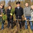 «Лес победы» высадили в Чайковском